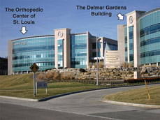 Orthopedic Center of St  Louis
